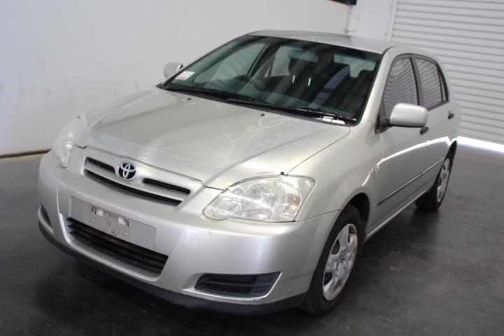 2006 Toyota Corolla Ascent Hatchback