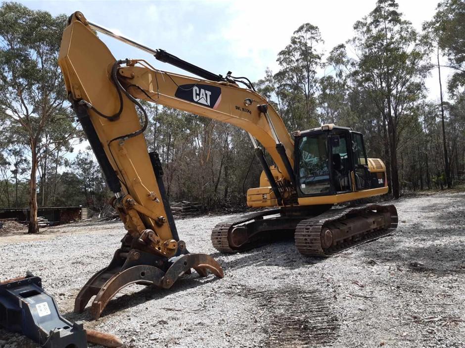 2009 Caterpillar CAT 324D L Hydraulic Excavator