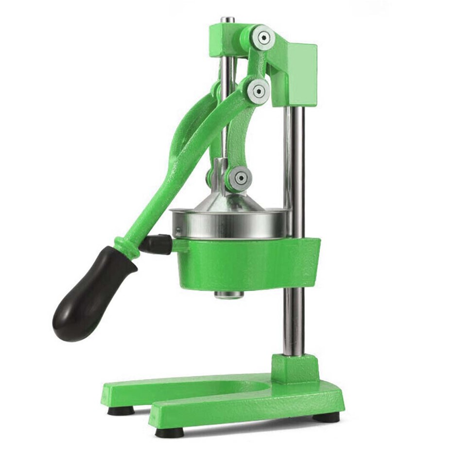SOGA Commercial Manual Juicer Hand Press Juice Extractor Squeezer