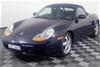 1998 Porsche Boxster 986 Automatic Convertible