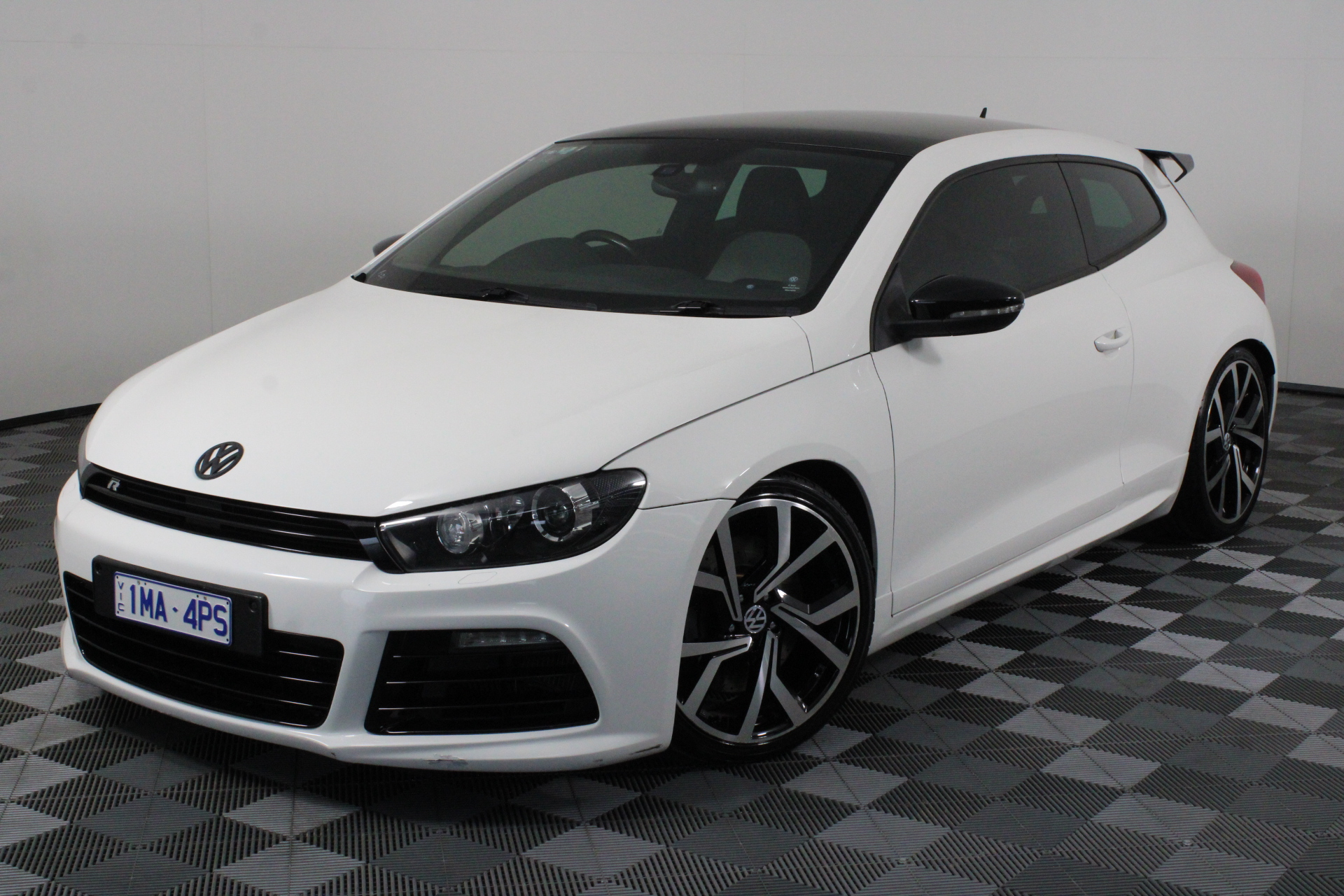 2013 Volkswagen SCIROCCO R 1S Automatic Coupe