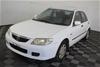 2001 Mazda 323 Protege BJ Automatic Sedan