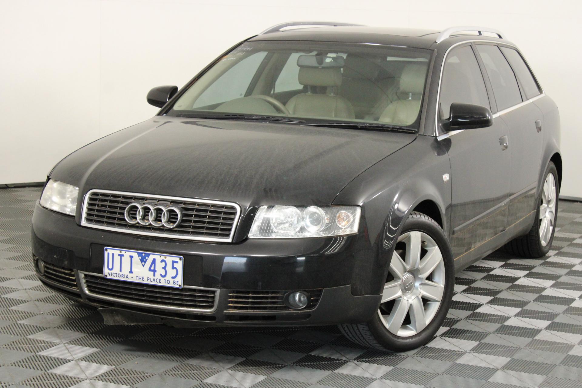 2003 Audi A4 2.0 B6 CVT Wagon