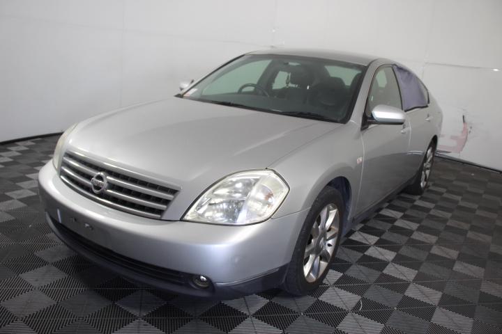 2005 Nissan Maxima ST-L Automatic Sedan