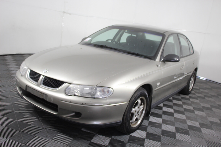 2002 Holden Commodore Acclaim VX Automatic Sedan