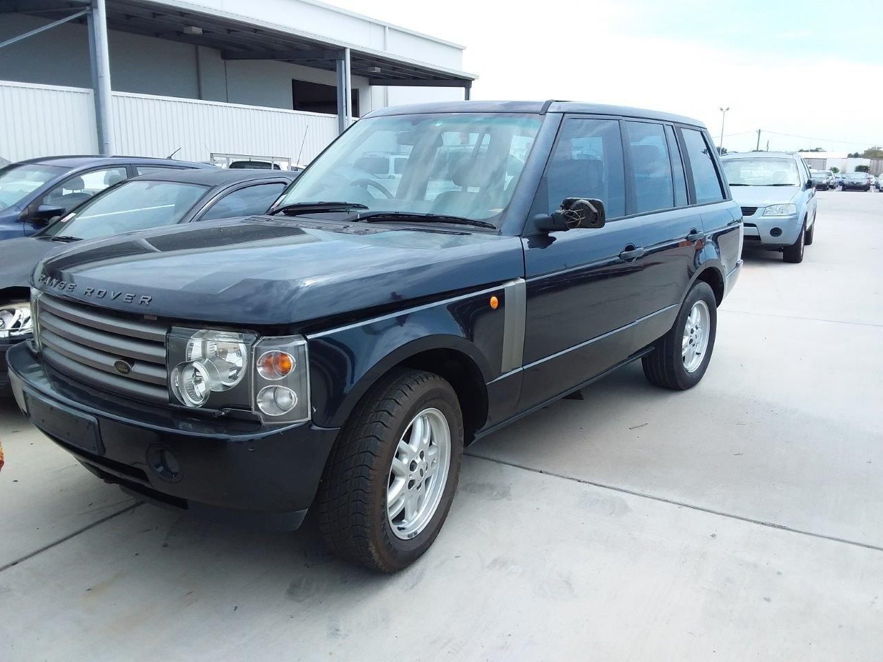 2002 Land Rover Range Rover HSE TD6 Turbo Diesel Automatic Wagon