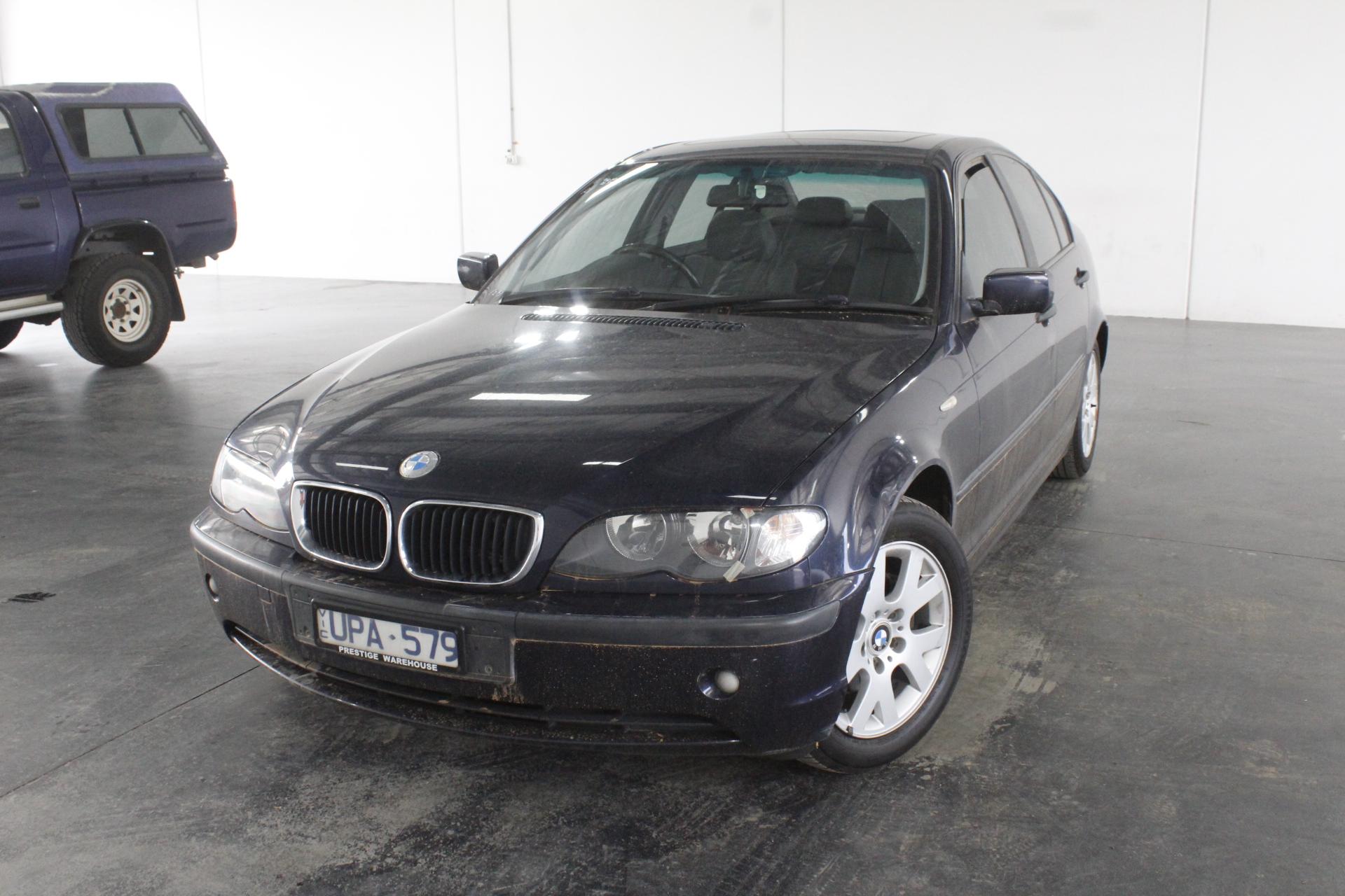 2002 BMW 3 18i E46 Automatic Sedan