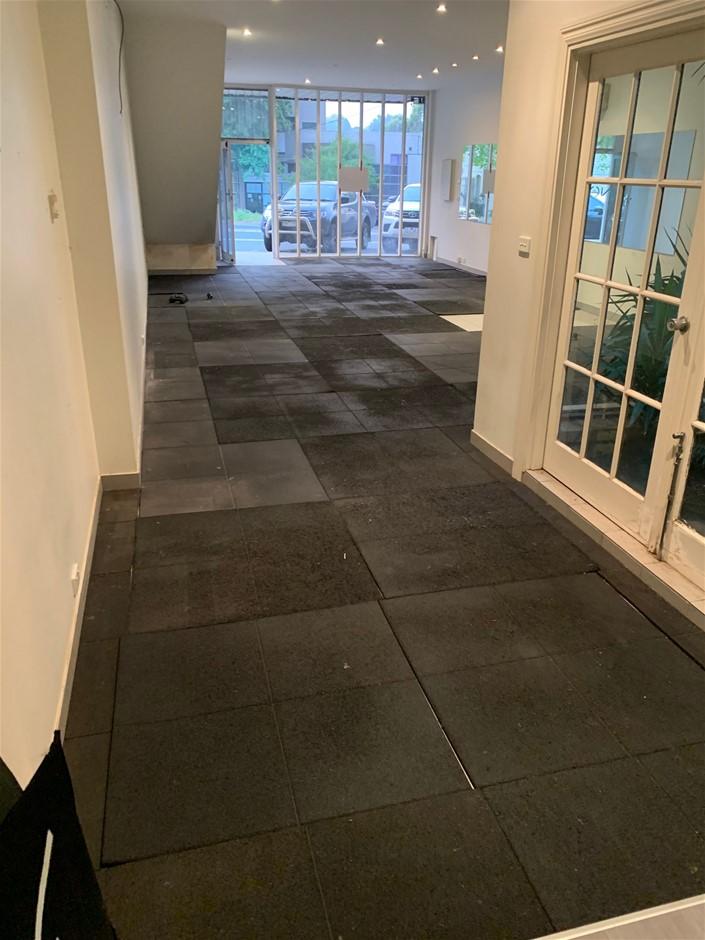 Approximately 46 x Floor Tiles