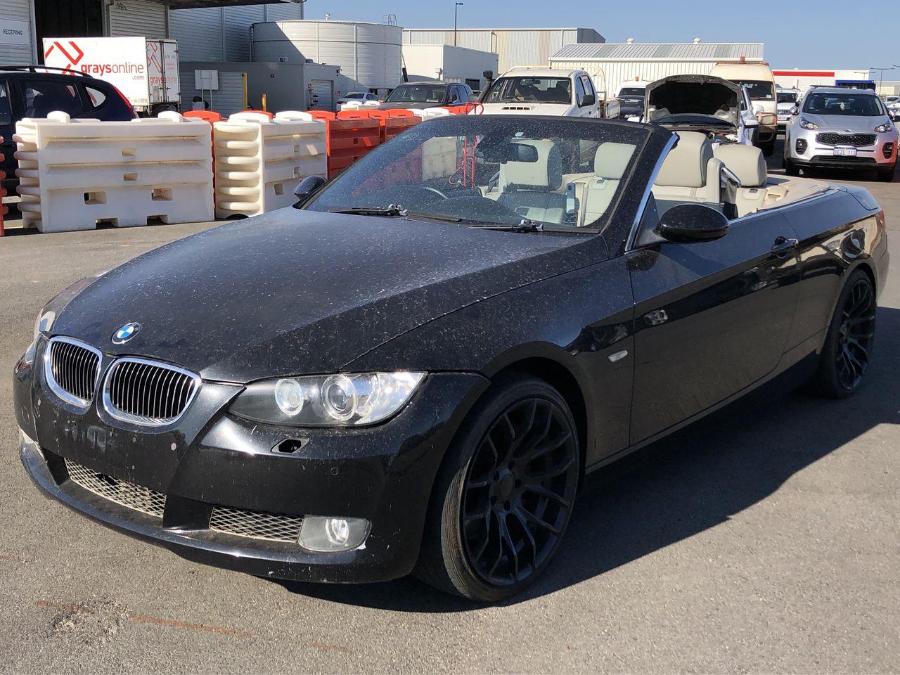2007 BMW 335i E93 Automatic Convertible(WOVR- Repairable)