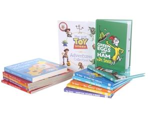 16 x Assorted Children`s Books, Comprisi