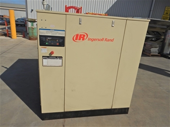 2008 Ingersoll Rand MM75 Industrial Rotary Screw Air Compressor