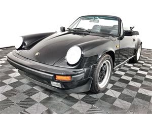 1984 Porsche 911 Manual Coupe