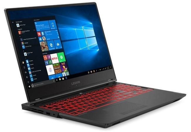 Lenovo Legion Y7000 2019 15.6-inch Notebook, Black