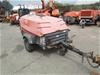 Compressor 185CFM (Diesel) - 2008 ATLAS COPCO XAS185DD7