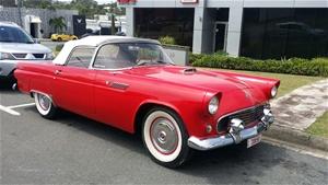 1955 Ford Thunderbird Automatic Converti