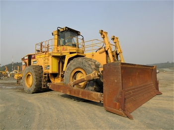 Caterpillar Crawler & Wheeled Dozers