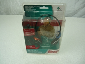 Logitech ( 981-000019 ) Clear Chat Style