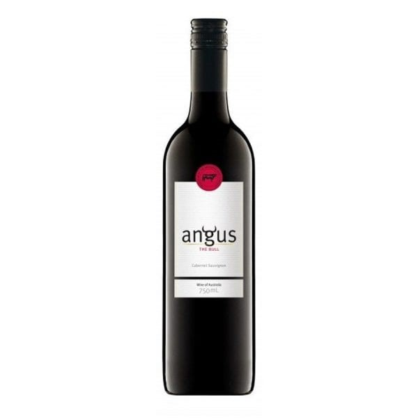 Angus The Bull Cabernet Sauvignon (12x 375mL). VIC