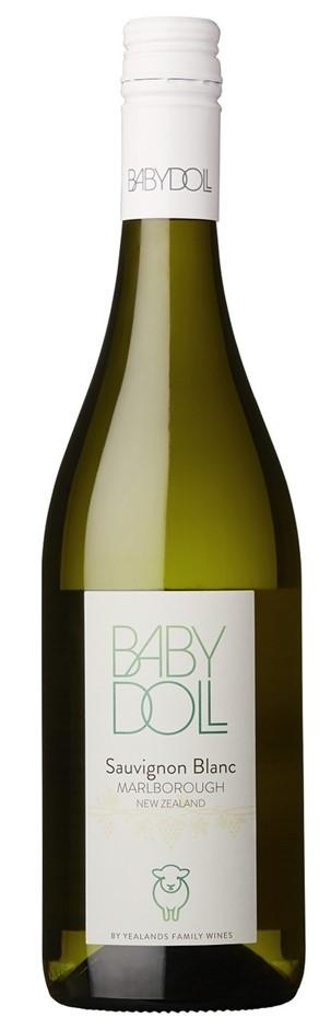 Babydoll Sauvignon Blanc 2019 (12x 750mL). NZ.