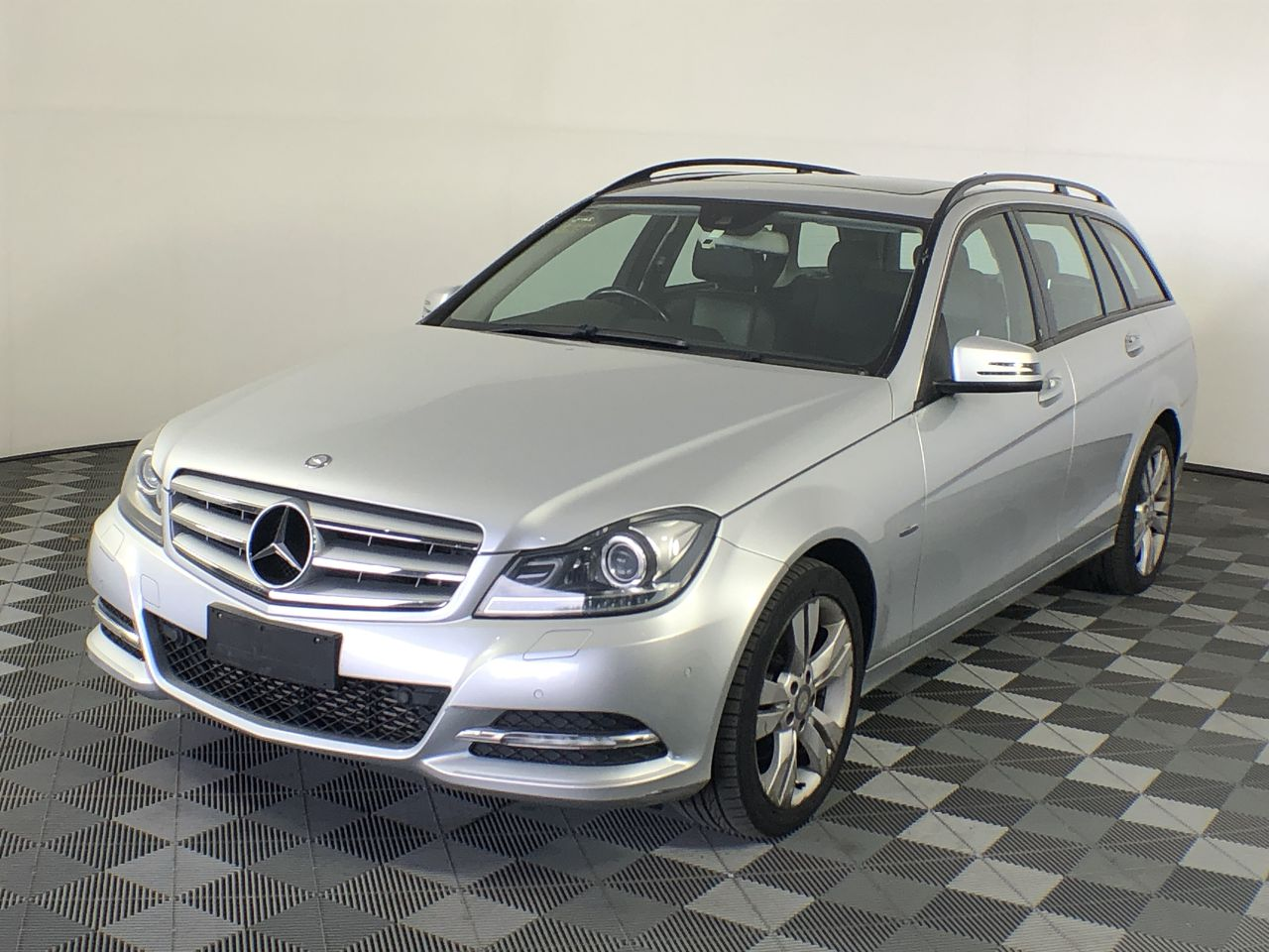 2011 Mercedes Benz C200 BE 204 Automatic Wagon