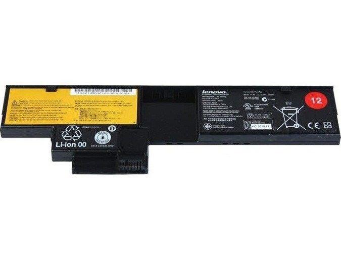 Lenovo (43R9256 ) ThinkPad Battery 12 for x200 Series Black