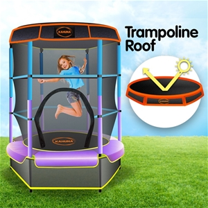 Kahuna Trampoline Roof Shade Cover - 4.5