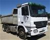 2004 Mercedes Benz Actros 2644 6 x 4 Tipper Truck