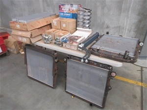 1 Pallet of Toyota 4WD Parts