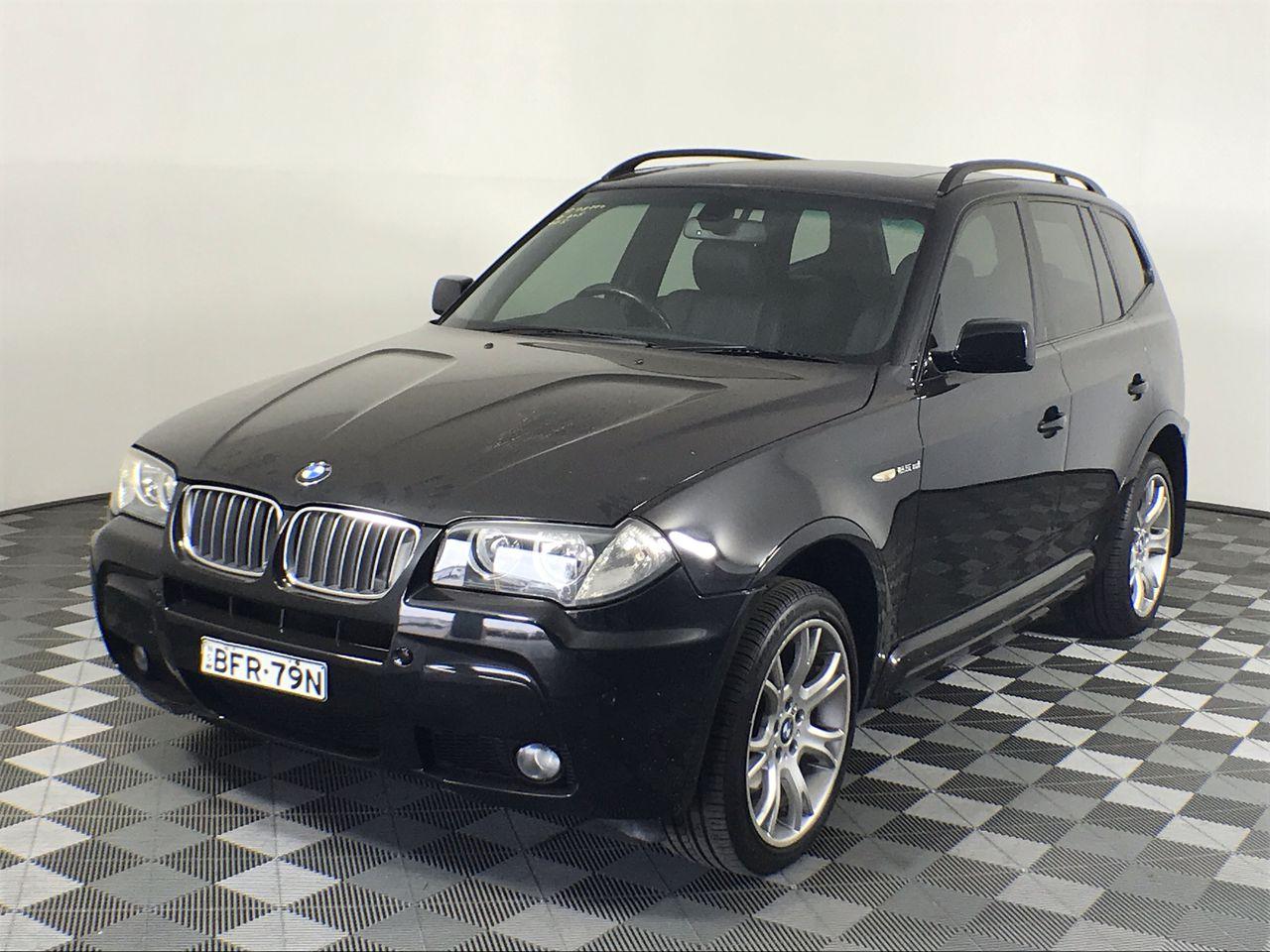 2007 BMW X3 2.5si E83 Automatic Wagon 92,986km