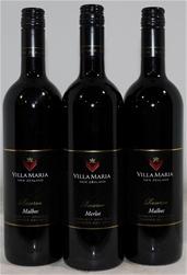 Villa Maria Mixed Reserve Red Pack (3x 750mL) Hawke's Bay, NZ