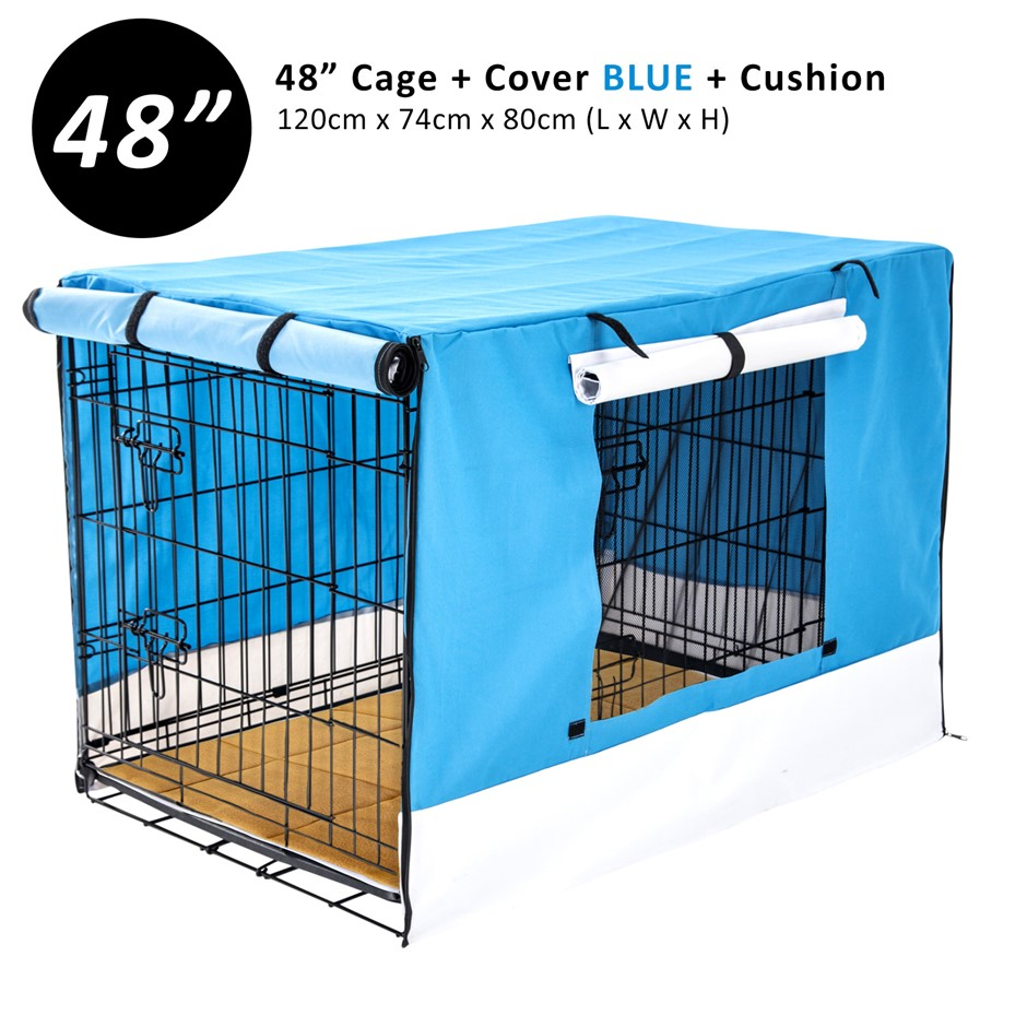 """48"""" Cage + Cover BU + Pad"""