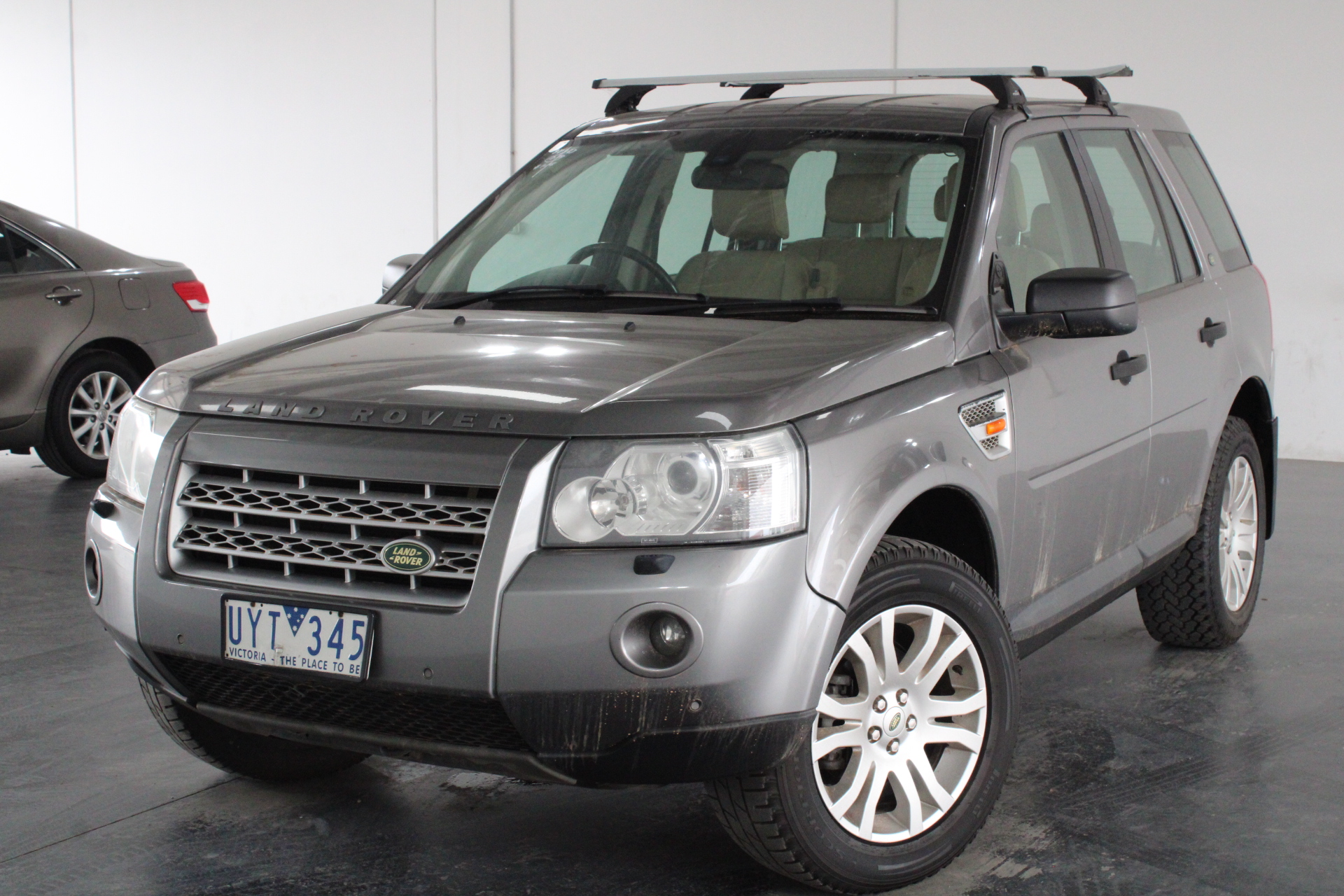 2007 Land Rover Freelander 2 HSE (4x4) Turbo Diesel Automatic Wagon