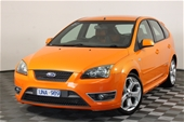 Unreserved 2007 Ford Focus XR5 Turbo LS