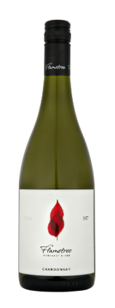 Flametree Chardonnay 2019 (12x 750mL). Margaret River, WA.