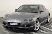 Unreserved 2006 Mazda RX-8 Manual Coupe