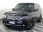 Unreserved 2010 Land Rover Range Rover Vogue