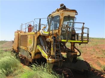 2010 Wirtgen SM2500 Surface Miner