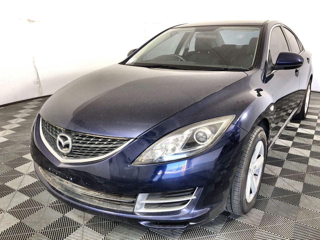 2008 Mazda 6 Limited GH Automatic Sedan