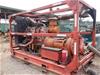 2012 Skid Mounted Godwin Diesel Powered Water Pump (PO784)
