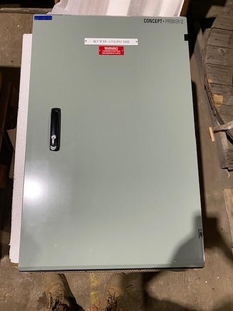 NHP Panelboard L112UPS1 SWB