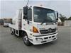 2013 Hino FE 500 Euro5 4 x 2 Vacuum Truck