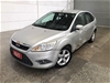 2009 Ford Focus TDCi LV Turbo Diesel Automatic Hatchback