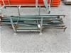 <B>Qty 25 x Assorted mild steel scaffold & brace</B> <li>Various length</l