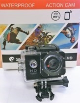 Action Sports Camera 1080P Wi-Fi - Brand