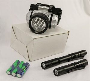 Brand new LED Torch combination pack