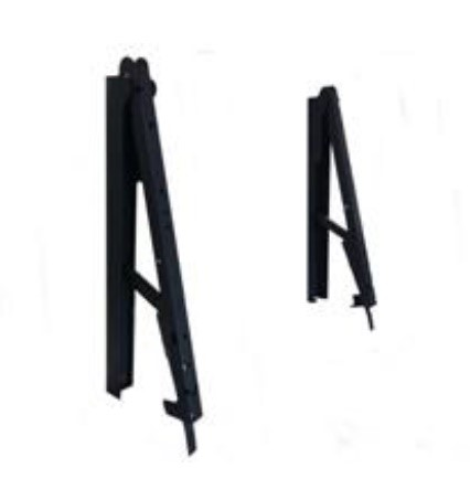 "(6 Pack) Practicable (DB01) Wall Mount Screen Brackets 55""-86"""