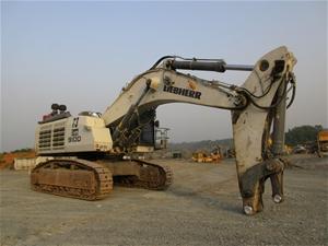 2017 Liebherr R9100 Hydraulic Excavator