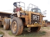 2000 Caterpillar 777D Rigid Cab Chassis Only (DT957)