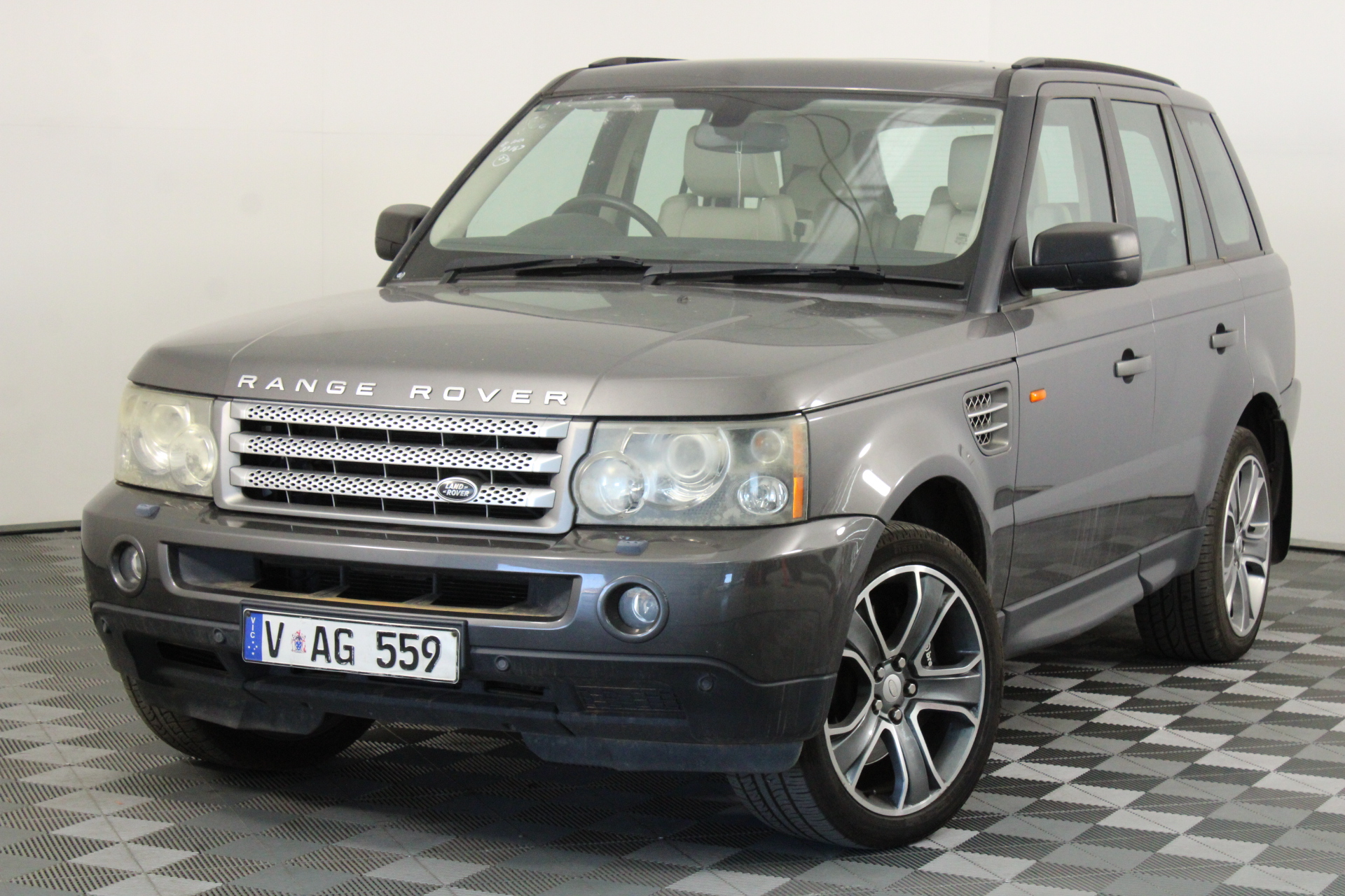 2005 Land Rover Range Rover Sport Automatic Wagon