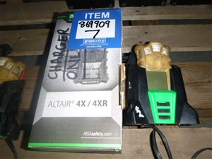 MSA Altair 4x Gas Detector with 2x Charg